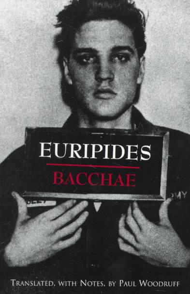 Bacchae By Euripides/ Woodruff, Paul (TRN)/ Woodruff, Paul